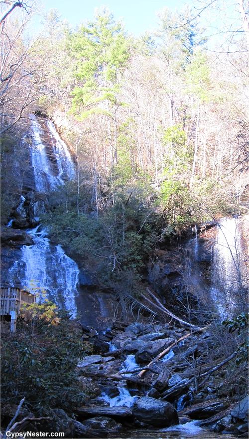 Anna Ruby Falls, Georgia