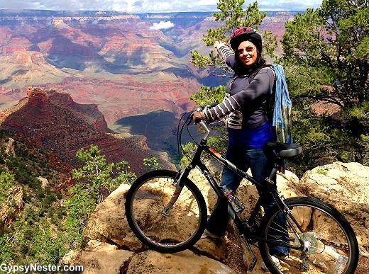 How to bike the Grand Canyon