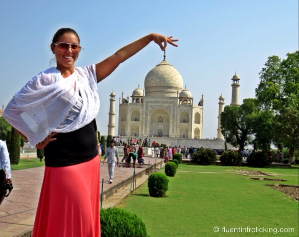 The tour guide made me do it! by Fluent in Frolicking