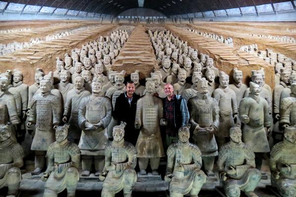 Terracotta Warriors by Flashpacking Around the World
