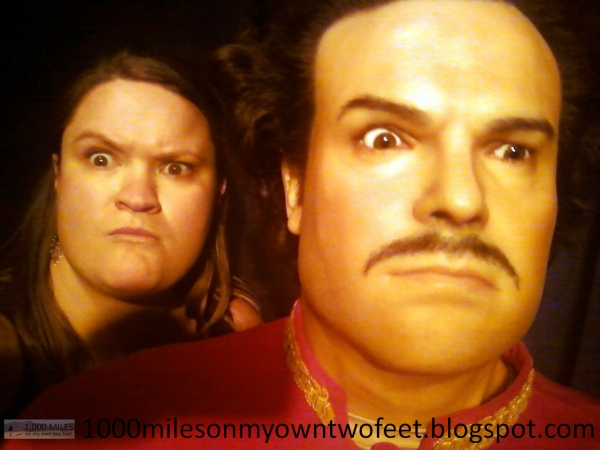 Wax Museums by 1000 Miles On My Own Two Feet