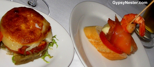 Eat as many tapas in Spain that you can!