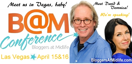 Meet The GypsyNesters, David and Veronica James, in Vegas, baby!