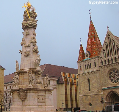 Matthias Church serves as the second most important church in Budapest, Hungary
