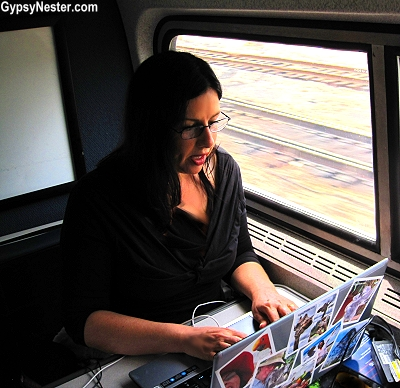Catching up on Amtrak's Northeast Regional