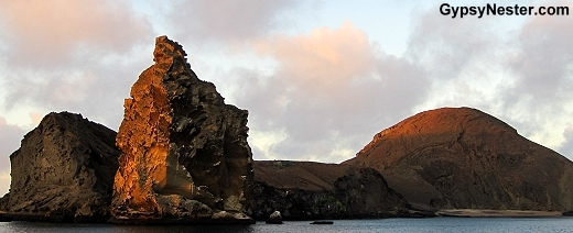 Pinnacle Rock, Bartolome Island, Galapagos