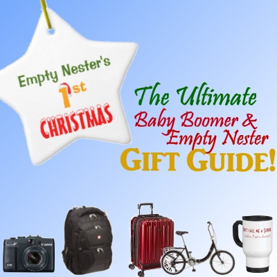 The Ultimate Gift Guide for Baby Boomers and Empty Nesters!