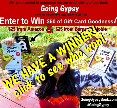 Enter to win $50 of Gift Card Goodness!