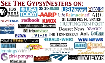 GypsyNesters in the Media!