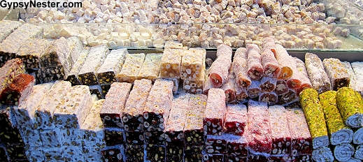 Turkish Delight in Istanbul, Turkey