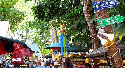 Market in Key West