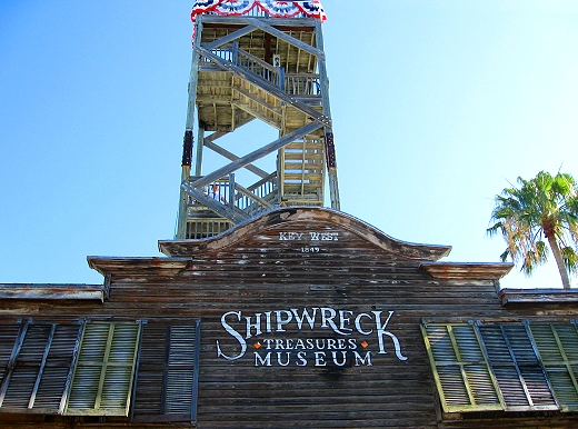 Shipwreck Museum in Key West Florida