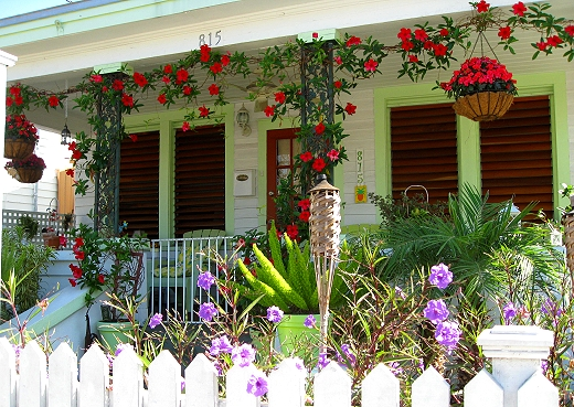 A Key West Bungalow