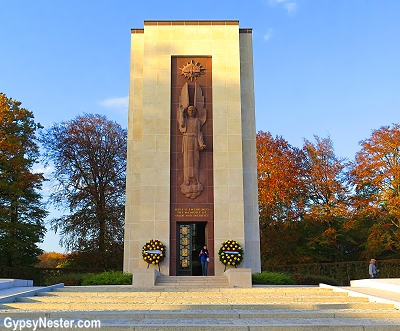 The Luxembourg American Cemetery and Memorial