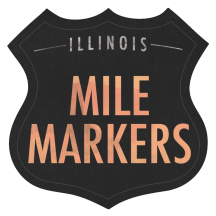 The GypsyNesters are Illinois Mile Markers