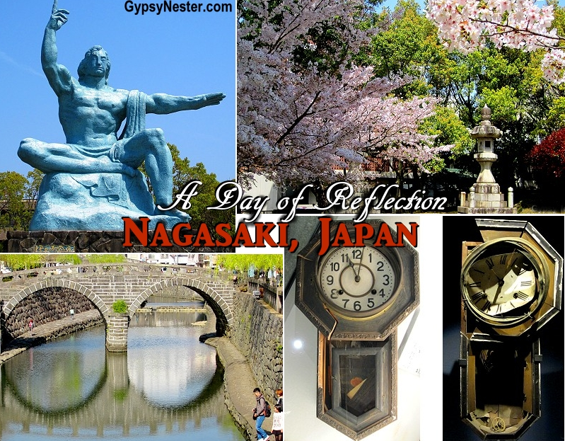 A day of reflection in Nagasaki, Japan