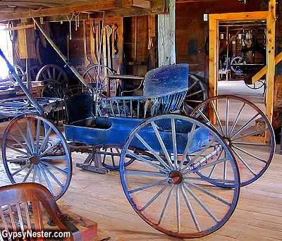 Campbell Carriage Factory Museum in Sackville, New Brunswick, Canada