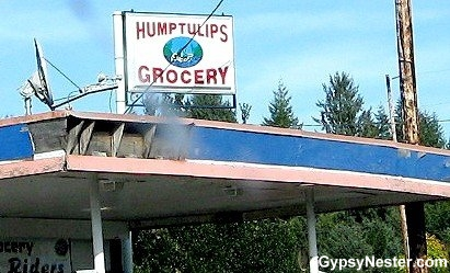 Humptulips Washington