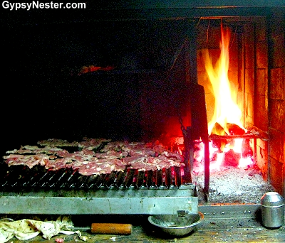 The Grill at Parrilla El Litoral, Bueno Aires
