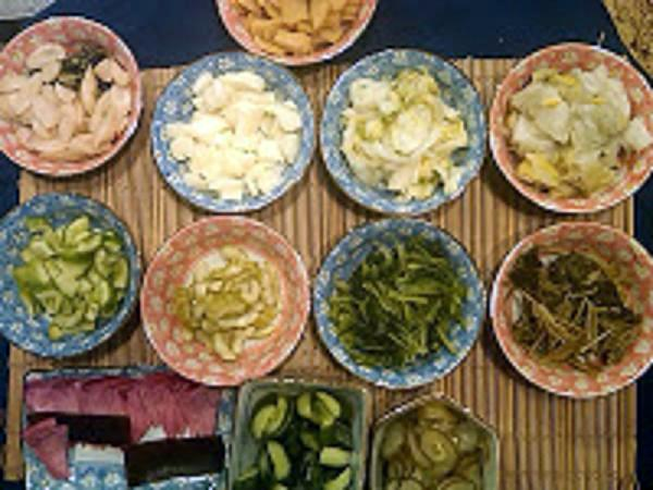 Pickled vegetables by Suzanne of Boomeresque