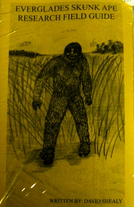 Everglades Skunk Ape Research Field Guide