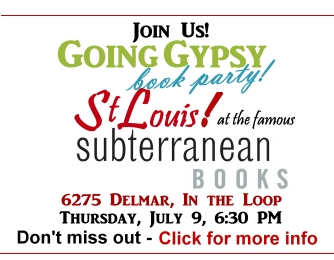 Going Gypsy St. Louis Book Party