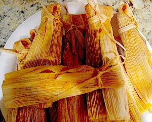 Spice things up with Tamales