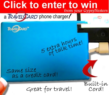 Enter to win a TravelCard!