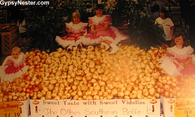 Vidalia Onion princesses
