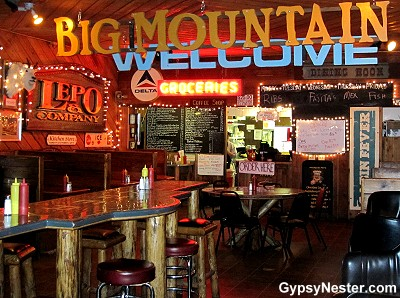 The Great Northern Bar in Whitefish, Montana